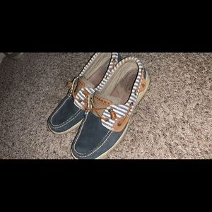 Womens top-sider sperrys!! Size 8